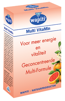 WAPITI MULTIVITAMIN 45DR