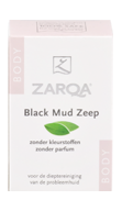ZARQA BLACK MUD ZEEP
