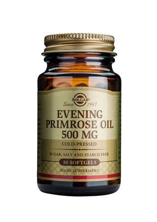 SOLGAR EVENING PRIMROSE OIL 500 MG  30 SOFTGELS