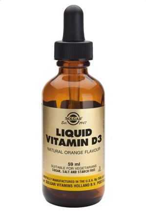 SOLGAR LIQUID VITAMIN D-3