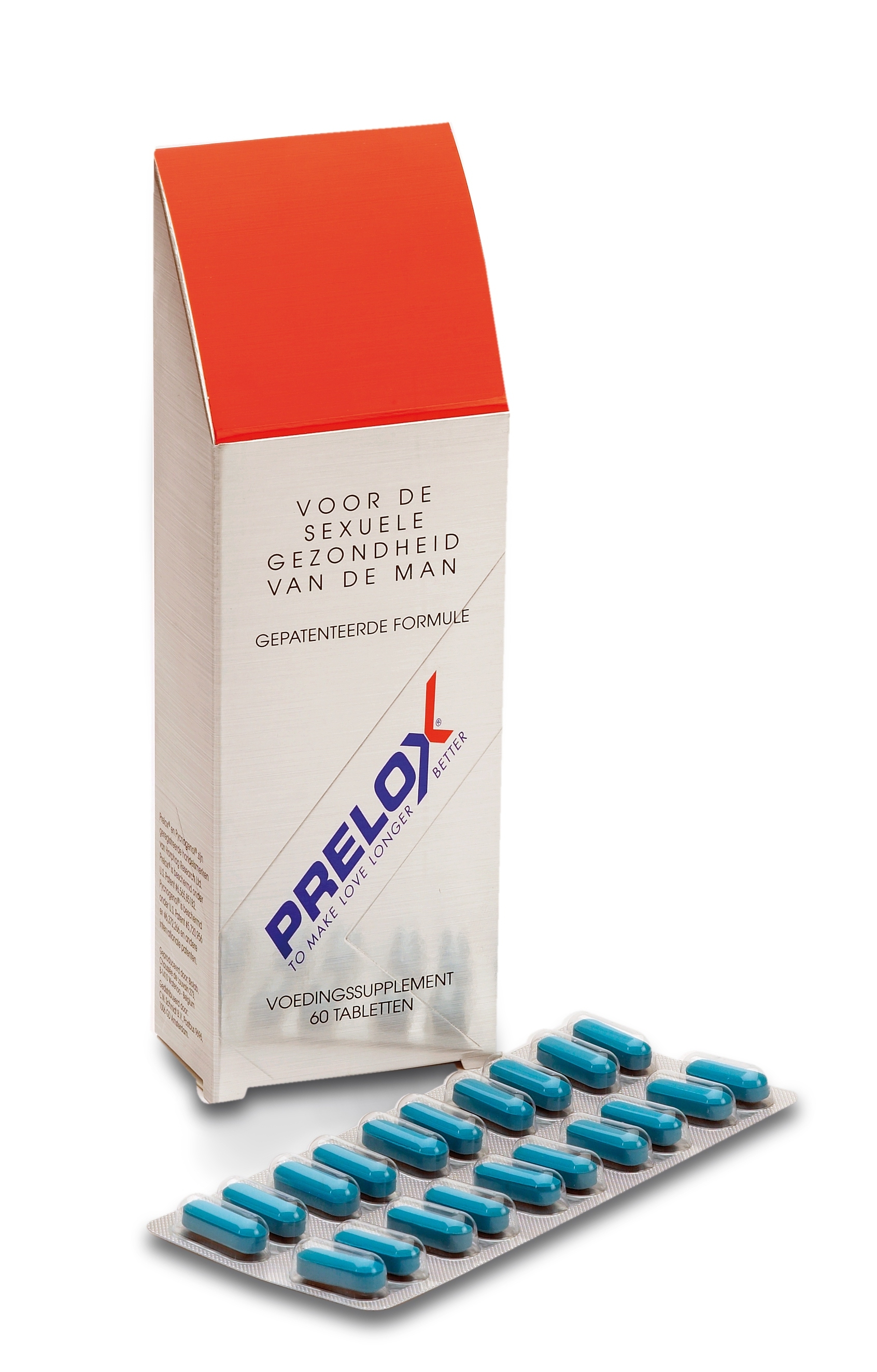 PRELOX FOR MALE SEXUAL HEALTH 60TAB