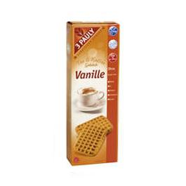 3PAULY BISCUITS VANILLE KOFFIE 125GR