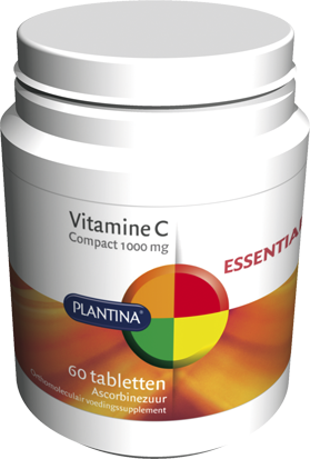 PLANTINA FIT VITAMINE C 1000MG  60 T