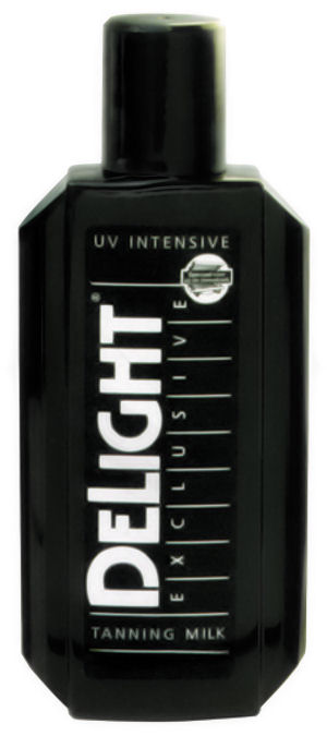 DELIGHT TANNING MILK UV INTENS 200 M