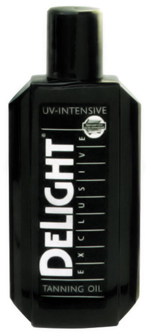 DELIGHT TANNING OIL UV INTENS 200 M