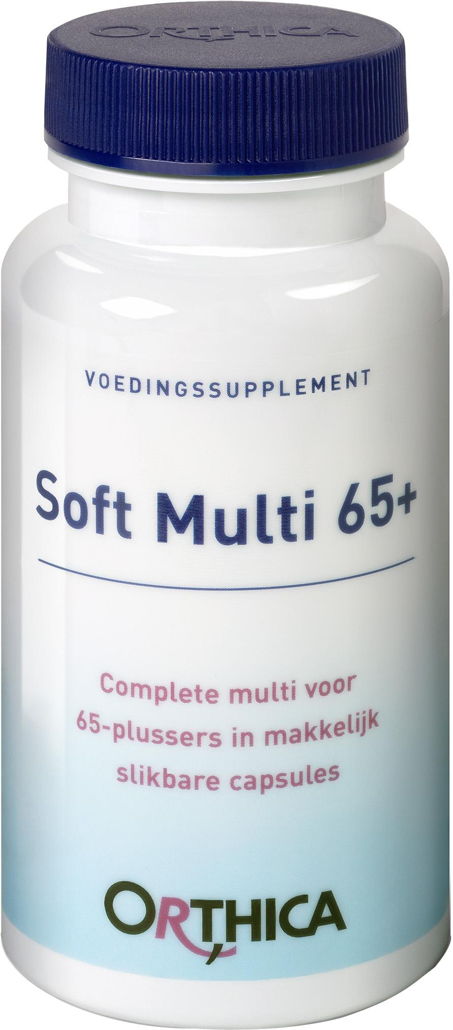 ORTHICA SOFT MULTI 65+ 120CP