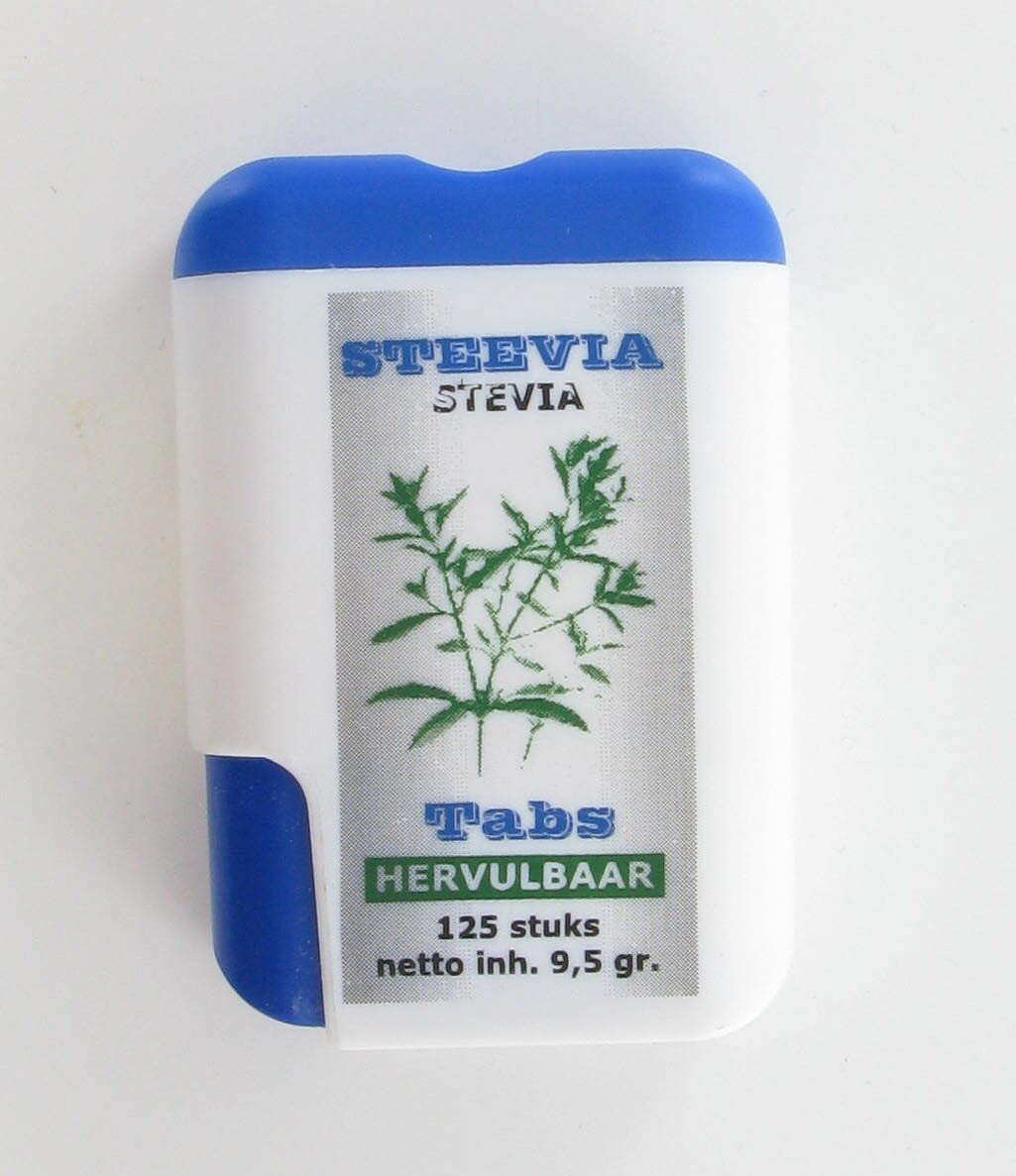 STEEVIA STEVIA DISPENSER 125TB