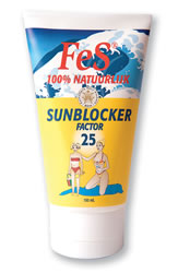 FES SUNBLOCKER FACTOR 25 150 M