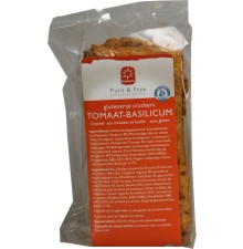 CONSENZA CRACKERS TOM BASILIC 250GR